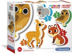 Clementoni Legpuzzel My First Puzzles Forest Animals 30 stuks