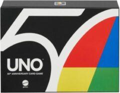 Mattel UNO 50th Premium kaartspel