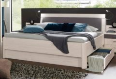 WIEMANN Bett »Lissabon« in 2 Breiten, wahlweise mit Bettkasten