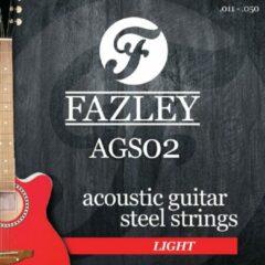 Fazley AGS02 snaren akoestische western gitaar (light)