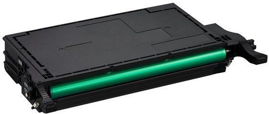 Afbeelding van Zwarte Samsung CLT-K6092S tonercartridge zwart standard capacity 7.000 pagina's 1-pack