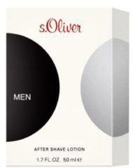 S.Oliver S Oliver Man aftershave lotion splash 50 Milliliter