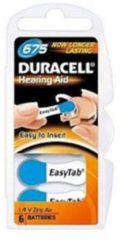 Stelcomfort / StelComfort Duracell DA675 hoorapparaat batterij - Blauw