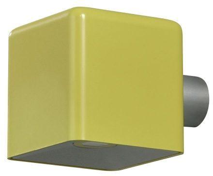 Afbeelding van Buiten LED-wandlamp 3 W Warm-wit Olijf Konstsmide Amalfi Nova 7681-100
