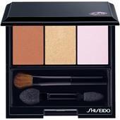 Shiseido Make-up Augenmake-up Luminizing Satin Eye Color Trio Nr. GR412 3 g