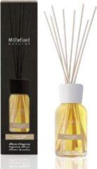 Gele Millefiori Mineral Gold aroma-essence 100 ml Aldehyden, Amber, Cederhout, Lelietje-van-dalen, Menthol, Roze, Vanille Geurverspreider