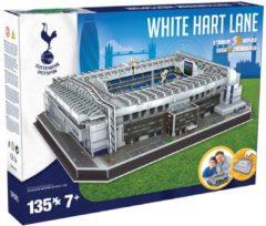 Nanostad Tottenham Hotspur FC 3D-puzzel White Hart Lane 135-delig