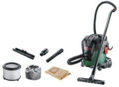 Bosch Home and Garden UniversalVac 15 06033D1100 Nat- en droogzuiger 1000 W 15 l