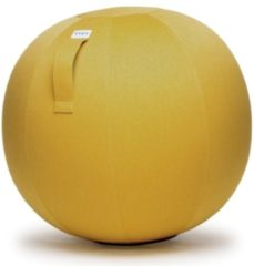 Groene Vluv LEIV Zitbal Mustard 70-75cm