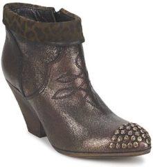 Bruine Low Boots Strategia AILLA