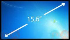 A-merk 15.6 inch Laptop Scherm EDP Slim 1366x768 Mat LTN156AT39-301