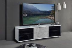 Jahnke »Curve TV 160« Lowboard, Breite 159 cm