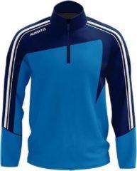Lichtblauwe Masita Forza Zip Sweater - Sweaters - blauw licht - XL