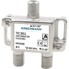 Hirschmann Multimedi aftakelement en verdeler, aansluitingwijze F-connector, uitvoering