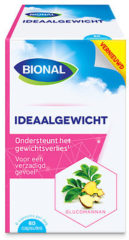 Bional Ideaal gewicht 60 Capsules