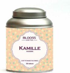 BLOOSS coffee Kamille | kruidenthee | losse thee | 50g | in theeblik