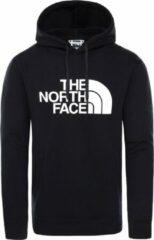 Zwarte The North Face - M HALF DOME PULLOVER HOODIE - TNF BLACK - Mannen - Maat XS