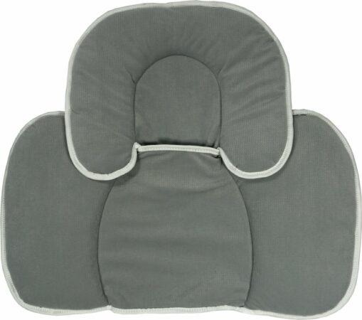 Afbeelding van Nagui Autostoel Verkleinkussen - Verkleinkussen Maxi Cosi - Baby Ondersteuning Kussen - Stof - Grijs