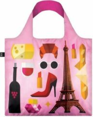 LOQI GmbH Opvouwbare Shopper Paris