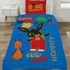 Bing Bunny Dekbedovertrek Rebel Rules - Eenpersoons - 135 x 200 cm