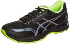 Asics Running Men's GT-2000 5 Lite Show Trainers - Black/Safety Yellow/Reflective - UK 8.5 - Black