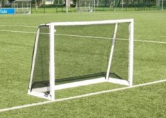 Witte Buffalo voetbaldoel Champ Cup (185x125x70cm)