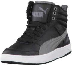 Sneaker Rebound Street v2 FUR aus Leder FUR 363717-01 Puma Puma Black-Puma White