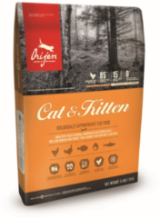 Orijen Whole Prey Cat & Kitten Kip&Kalkoen - Kattenvoer - 1.8 kg