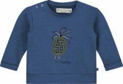 Blauwe Smitten Organic Pullover LS