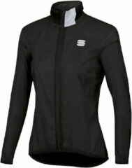 Sportful - Women's Hot Pack Easylight Jacket - Fietsjack maat S, zwart
