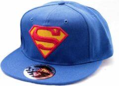 Merchandising SUPERMAN - Cap Classic Logo Cap - Cobalt