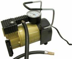 Carpoint Zeer krachtige Luchtpomp Compressor - Auto - Motor en Fietsbanden - Luchtbedden - Voetballen / voor zwaar gebruik