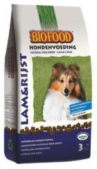 Biofood Hondenvoeding Lam&Rijst - Hondenvoer - 3 kg - Hondenvoer