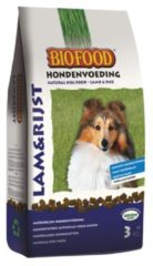 Biofood Hondenvoeding Lam&Rijst 3 kg - Hondenvoer