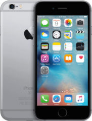 Apple Refurbished Apple iPhone 6s - Refurbished door Forza - C grade (Zichtbare gebruikssporen) - 128GB - Spacegrijs