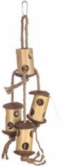 Homestyle Vogelspeelgoed Bamboo - Vogelspeelgoed - 11x38 cm Small