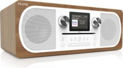 Pure Evoke C-F6 Stereo-All-in-One-Musikanlage mit Internetradio und Bluetooth