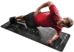 SKLZ Sport Performance Fitnessmat- 183 cm x 61 cm x 0,65 cm - Zwart