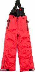 Ducksday skibroek met bretellen voor kinderen unisex Rood