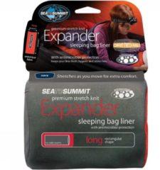 Sea To Summit Expander Liner Long Lakenzak Marineblauw