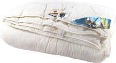 Gebroken-witte Limited Texel enkel wollen kinderdekbed (120x150)