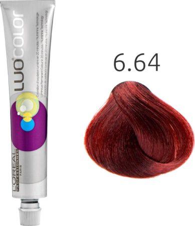 Afbeelding van L'Oreal Professionnel L'Oréal - LuoColor Rubilane - 6.40 - 50 ml