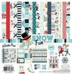 "Carta Bella: Snow Fun Collection Kit 12x12"" (CBSF59016)"