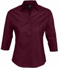 Paarse Overhemd Sols EFFECT ELEGANT