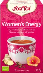 Yogi Tea YogiTea Biologische Women's Energy