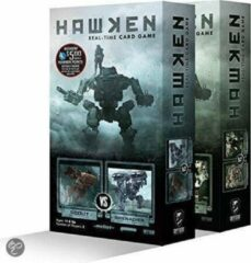 Cryptozoic Entertainment Hawken Card Game - Kaartspel