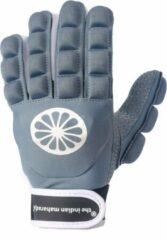 Blauwe The Indian Maharadja Glove shell/foam full [left-d]-M Sporthandschoenen Unisex - denim