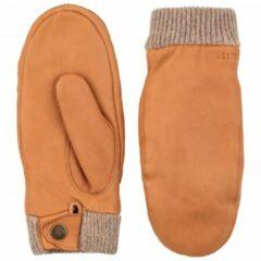 Hestra - Women's Idun Mitt - Handschoenen maat 6, oranje