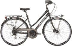 28 Zoll Damen Trekking Fahrrad 24 Gang Atala Discovery S4D HD Atala schwarz
