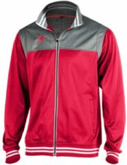 Rode Brabo Tech Jacket Trainingsjas - Maat XXL - Mannen - rood